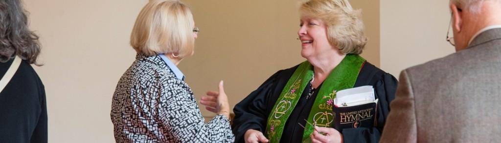 Pastor Karen Whitaker