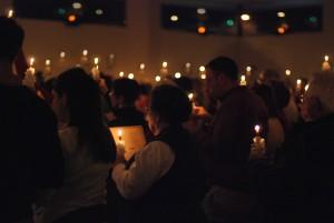 Advent begins at Epworth