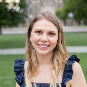 Carie Dupree, Youth Coordinator 2020